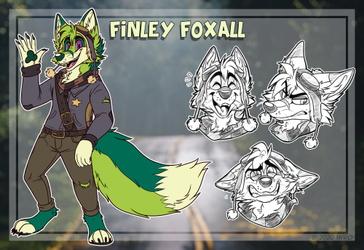 Finley Character Sheet