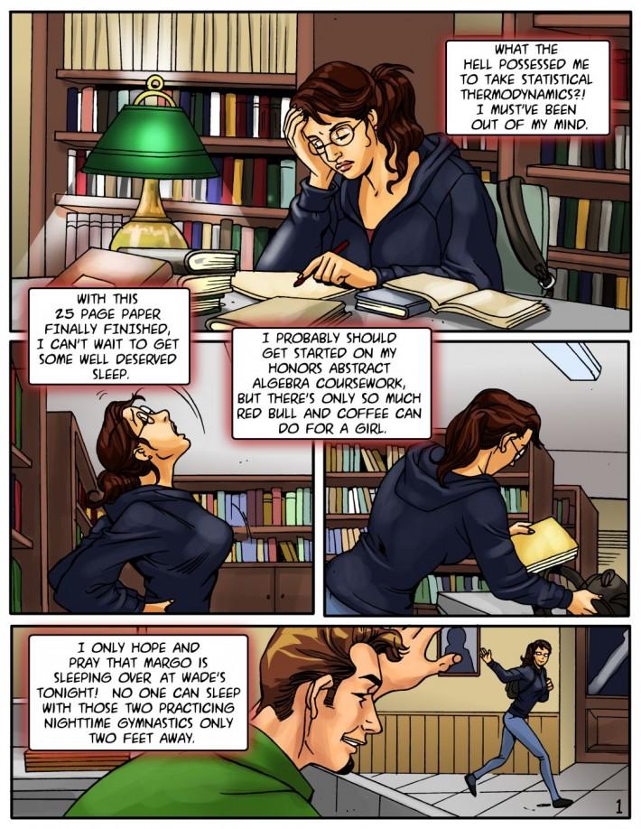 Beelzebabe #7 - Page 1