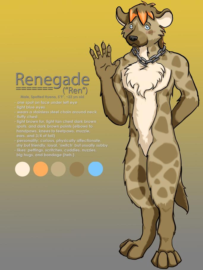 Renegade reference sheet v2.0