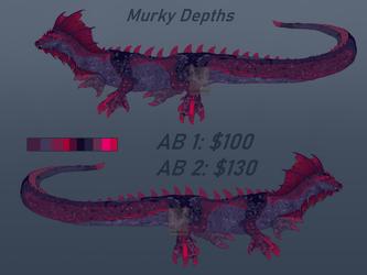 ADOPT   Murky Depths   $100   OPEN