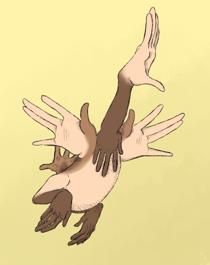 flight of hand