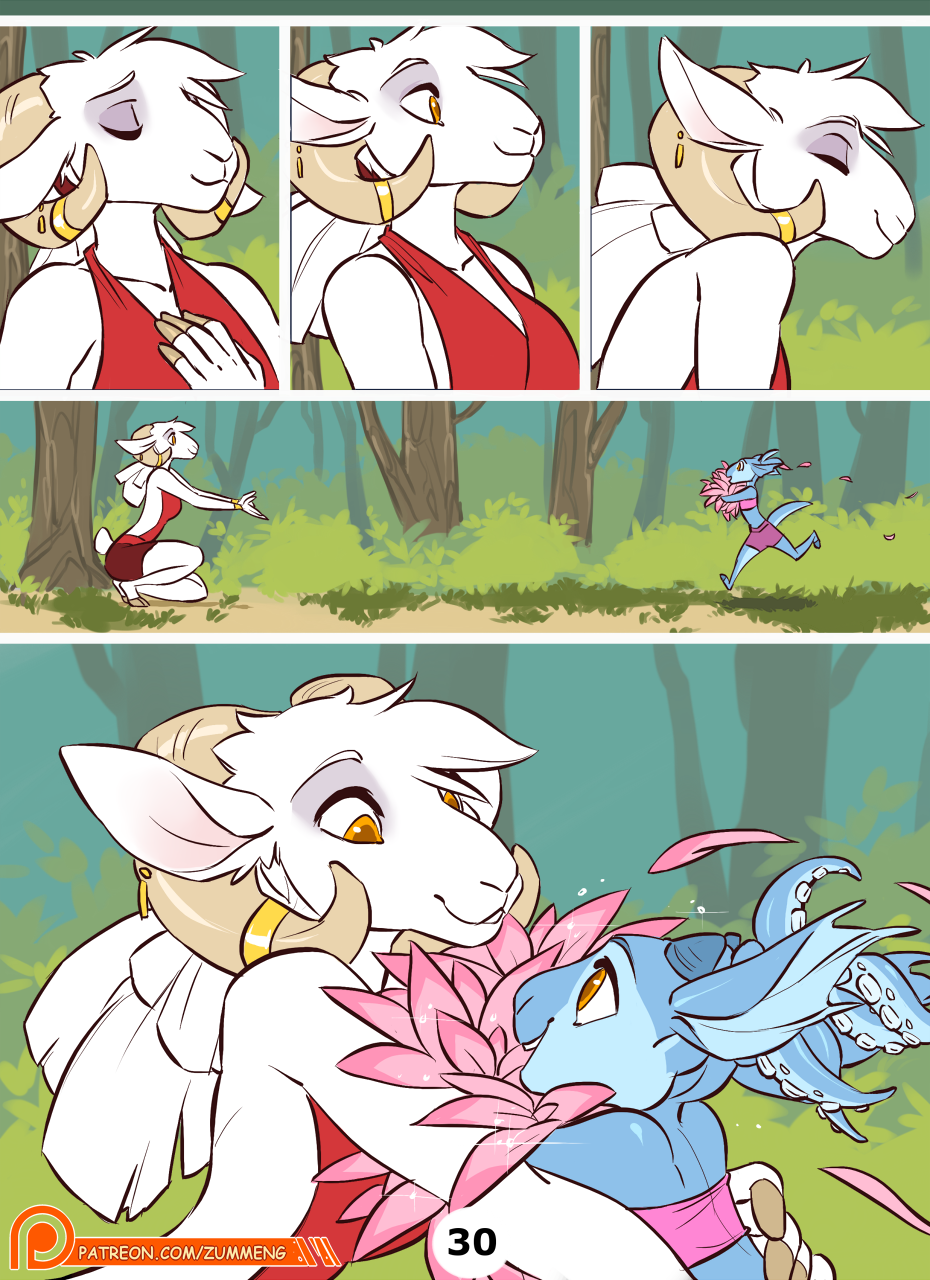 Gift from the Water God pg. 30.