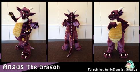 Angus the Dragon