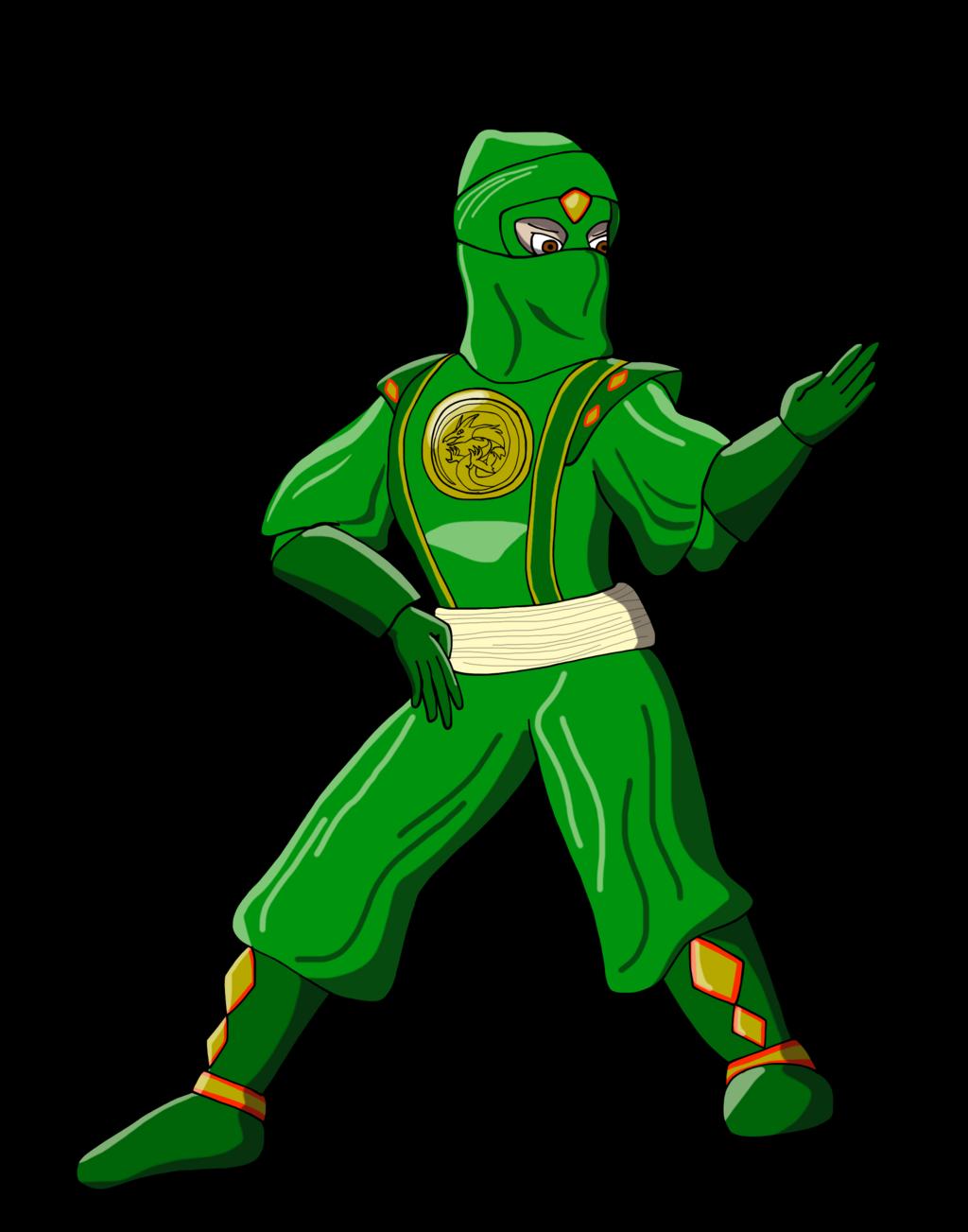[COM] Green Dragon Ninja