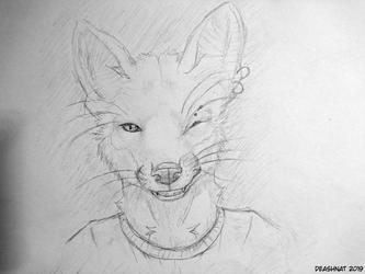 Fox anthro