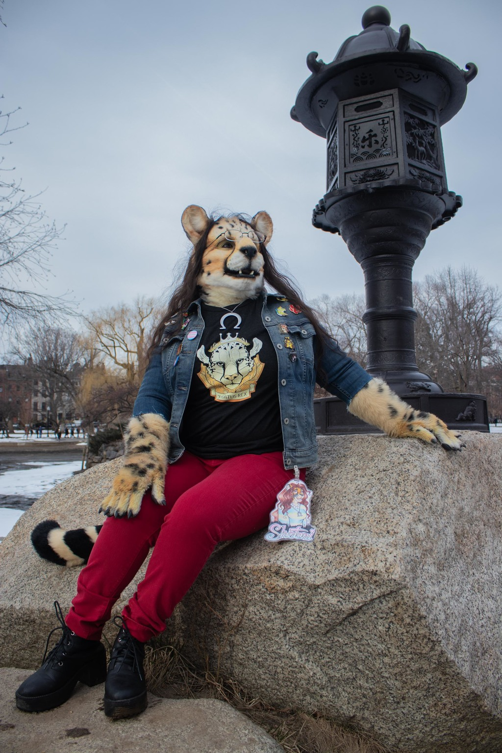 A Walk in the Park [ANE 2019]