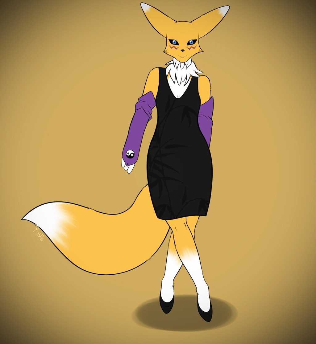 Most recent image: Renamon Dress