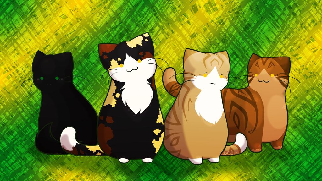 Favorite Warrior cats