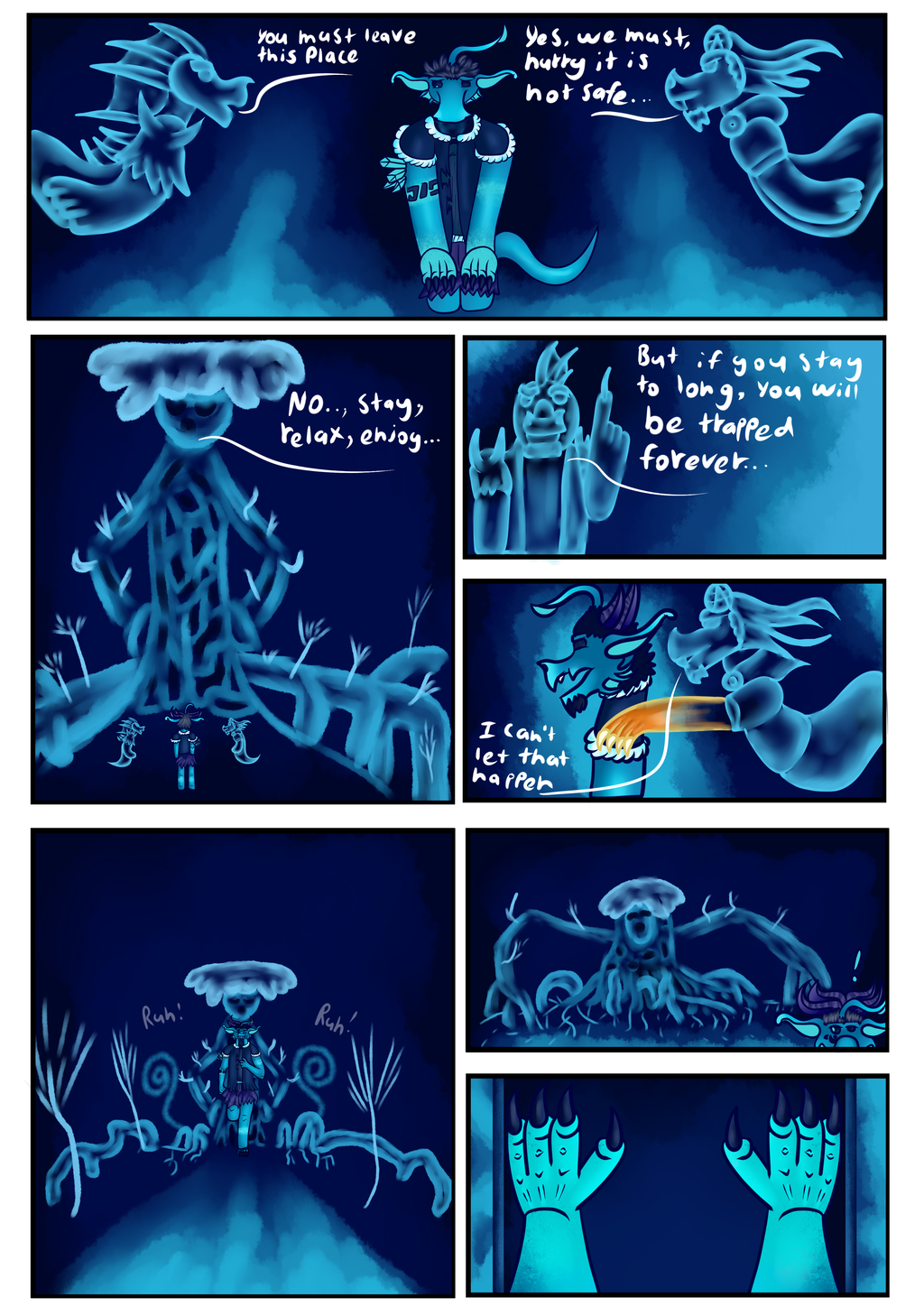 The Cities Secret - Page 17