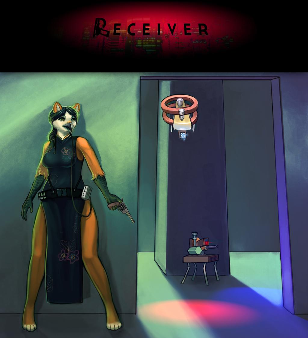 Receiver - 7 day FPS challenge