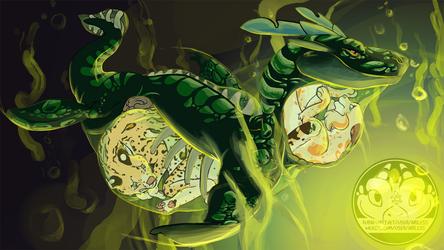 Emerald Belly Depths