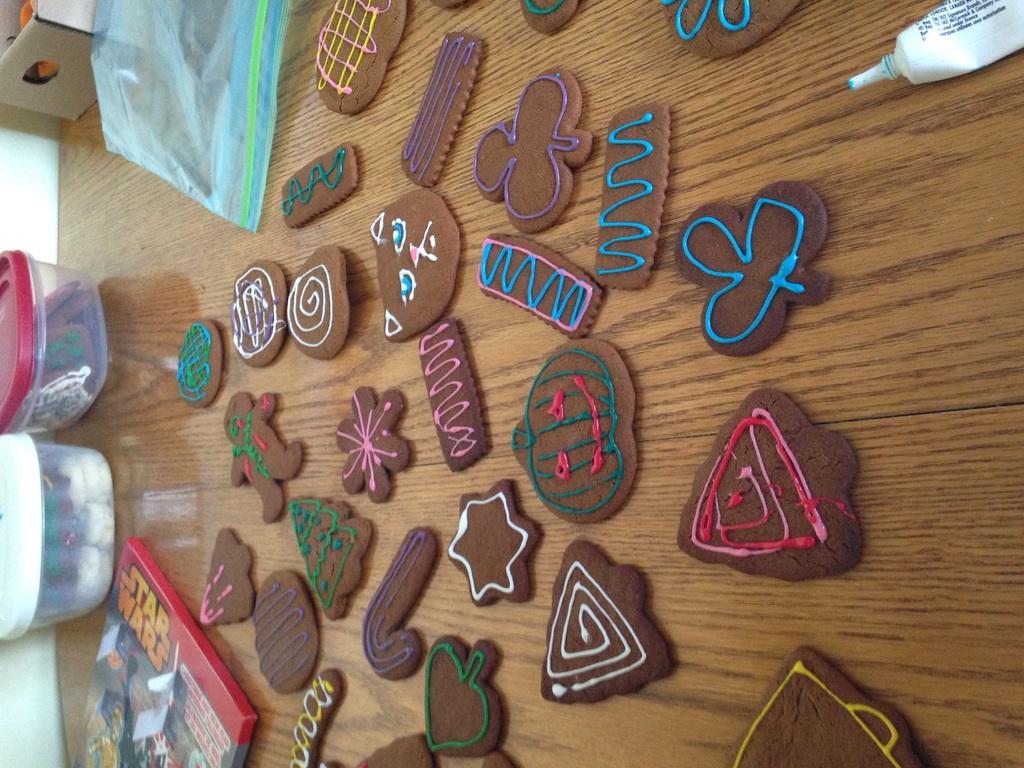 Most recent image: Crimmus cookies pt2