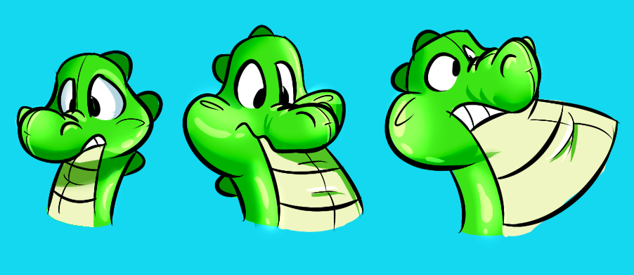 Squeaky gators