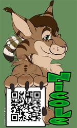 QR Badge: NicNak044