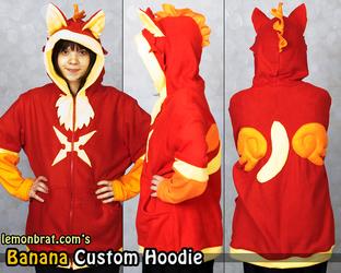 Banana Custom Hoodie