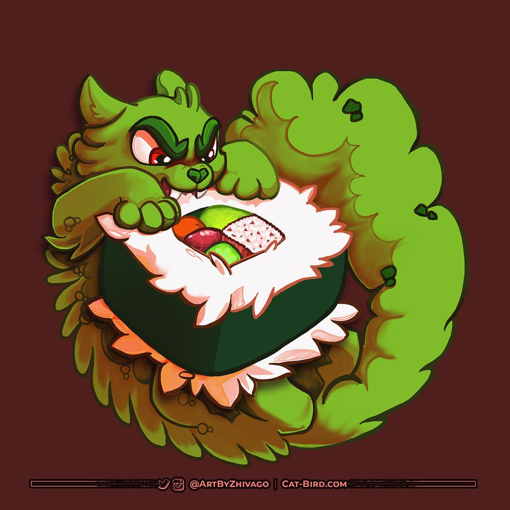 Chompy Wasabi
