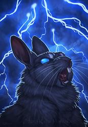 Lightning Lagomorph