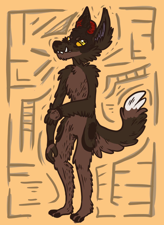 Choco Wolf
