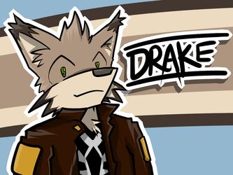 Drake ala Ariff (COMMISSION)