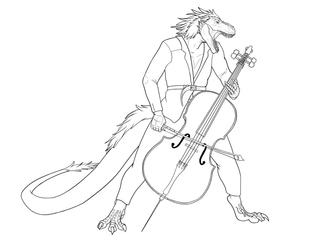 Most recent image: Cellostruck