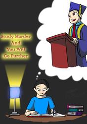 Poster Acitivty 2 Study Hard