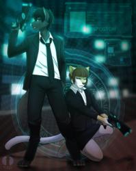 Masahikoko Commission: Psycho pass Cosplay!