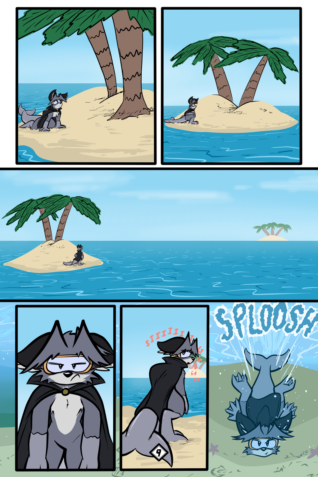Dolphin Solution, page 9