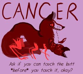 Zodiac Mutants- Cancer