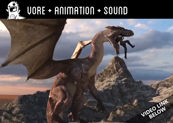 Ambrosia II (Vore animation by Ryan C)