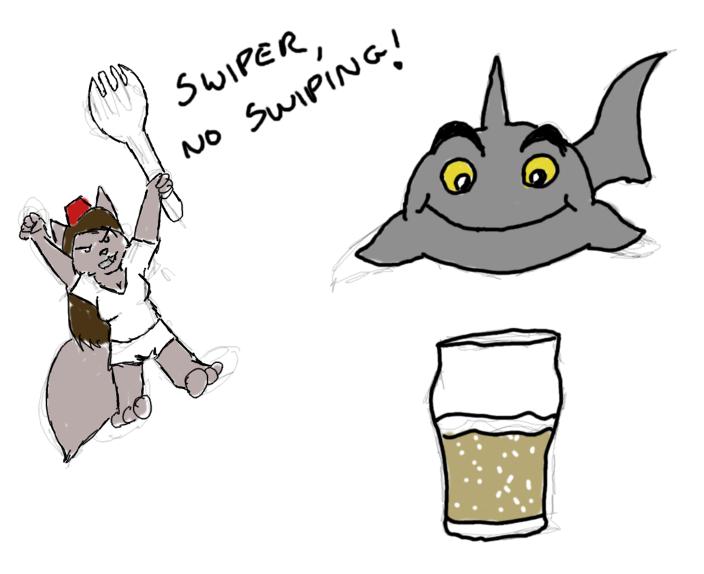 Beershark 2: The Sporkening