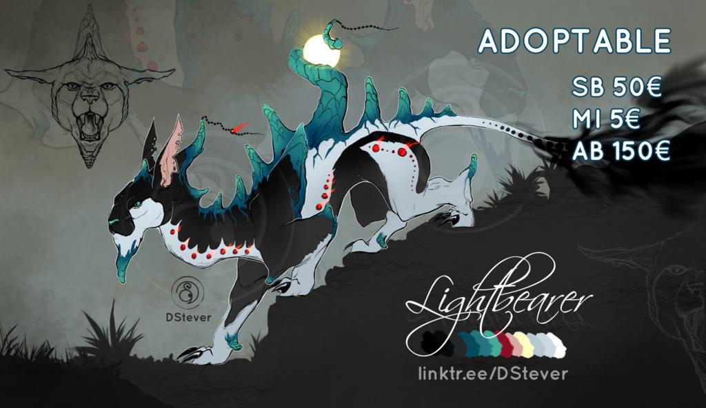 Most recent image: -Adopt- Lightbearer [OPEN]
