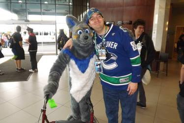 Me with furries from VF 14 (Part 6)