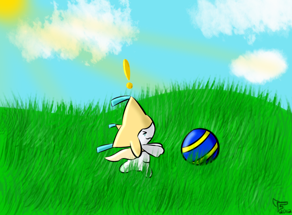 Most recent image: Jirachi Chao