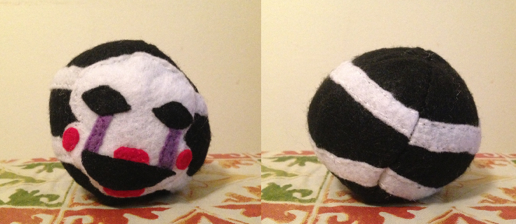 The Puppet Ball Plush - Commission for lizzieanne98