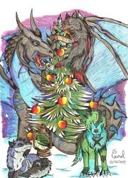 Christmas tree ...