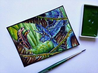 ACEO for Eloren