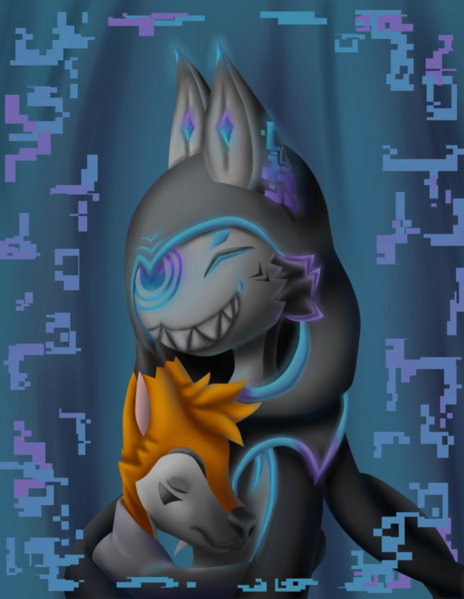 Enigma Hugs James