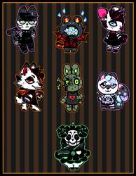[OPEN] Spooky Crossing 3/7 left