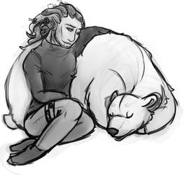 Bear friend