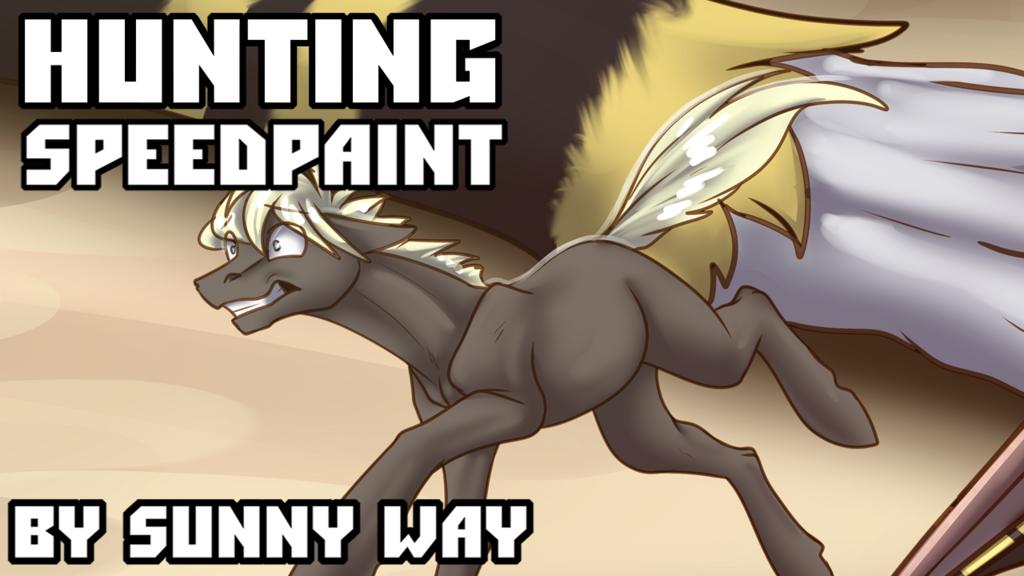 Hunting - Speedpaint