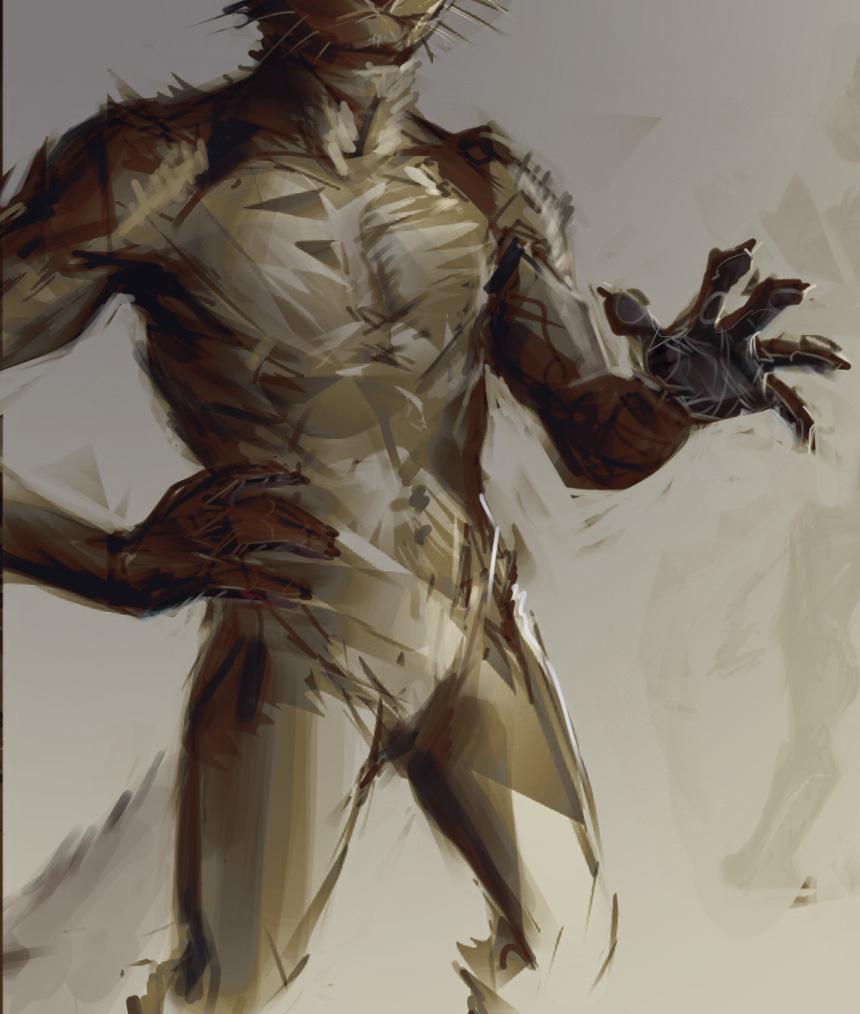 "Most recent image: ""John Detail Body Shot"" by Stigmata"