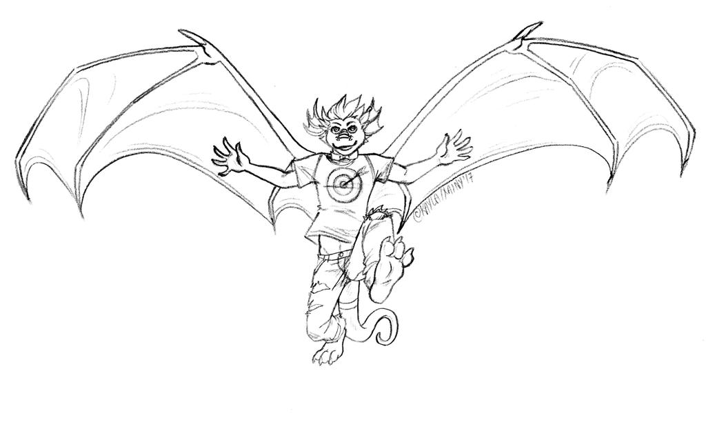 [Sketch] Hop Skip