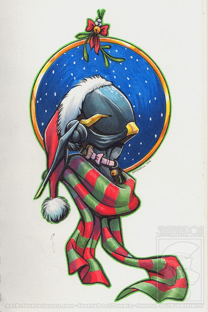 We Glitch You a Merry Christmas