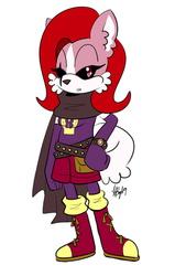 Iris - Furry Verison