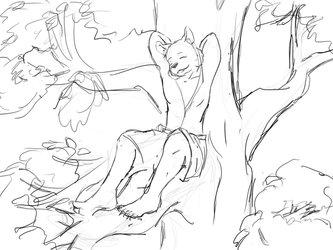 Treetop Tunes [Art by Icesickel]