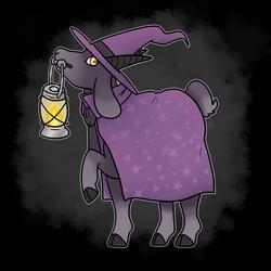 Mysterious Little Goat