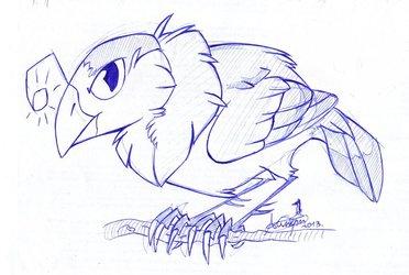 Little Bird-Demon