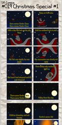 SR Comics #19 Christmas Special #1