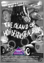 The Island of Horsekenstein Bride -- Comic