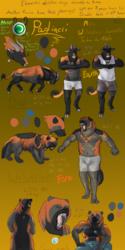 Pagliacci Character Sheet